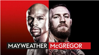 TV & streaming : McGregor vs Mayweather