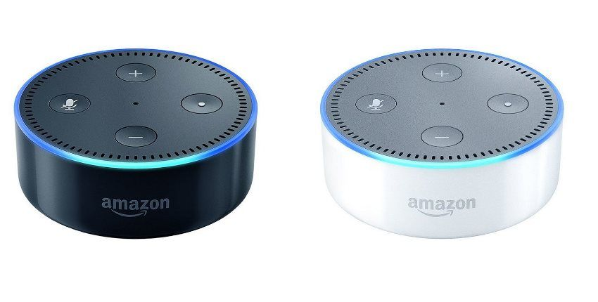 comparatif amazon echo dot vs google home mini tech. Black Bedroom Furniture Sets. Home Design Ideas